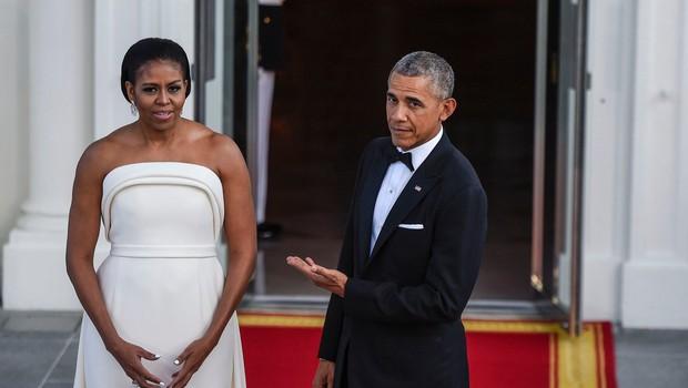 Michelle Obama razkrila doslej neznano podrobnost s poroke z Barackom (foto: Profimedia)