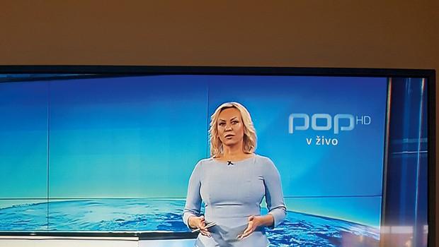 Je Petra Kerčmar pridobila nekaj kilogramov? (foto: Sašo Radej)