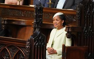 Strokovnjaki razkrili, zakaj je Doria Ragland sama sedela na kraljevi poroki