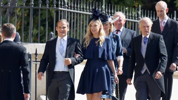 Princ Harry teden dni pred poroko poklical bivše dekle (foto: Profimedia)