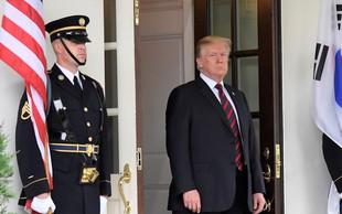 Donald Trump je odpovedal srečanje s Kimom, češ da z njegove strani čuti stalno 'sovražnost'
