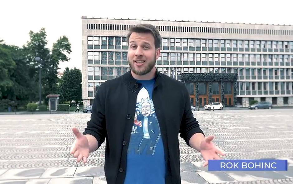 "Od Dunking Devils in Pižame do Lepe afne: ""Mladi, #pejtevolt!"" (foto: youtube printscreen)"
