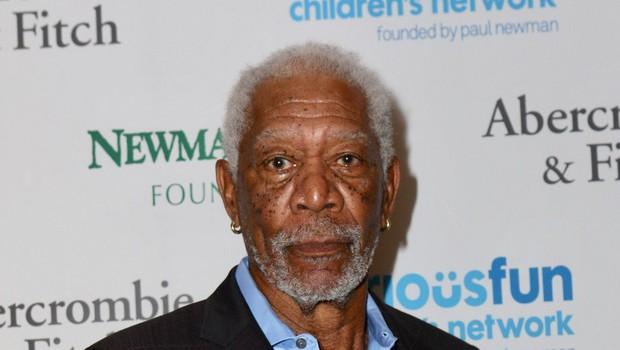 Morgan Freeman se je odzval na obtožbe o spolnem nadlegovanju (foto: Profimedia)
