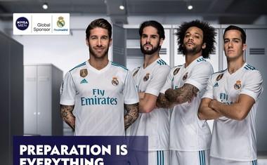 NIVEA MEN in Real Madrid do skupnih zmag