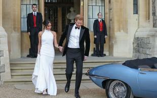 Princ Harry in Meghan Markle: Sanjska kraljeva poroka