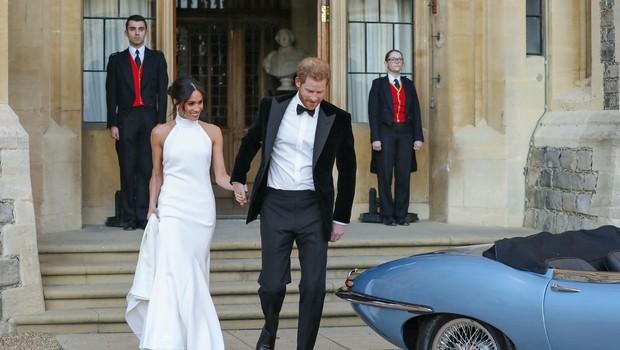 Princ Harry in Meghan Markle: Sanjska kraljeva poroka (foto: Profimedia)