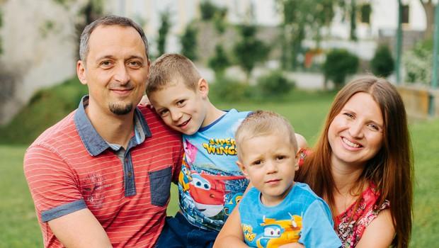 Ana Bešter Bertoncelj: Otroški jok ni nekaj negativnega (foto: Rebeka Kavčič)