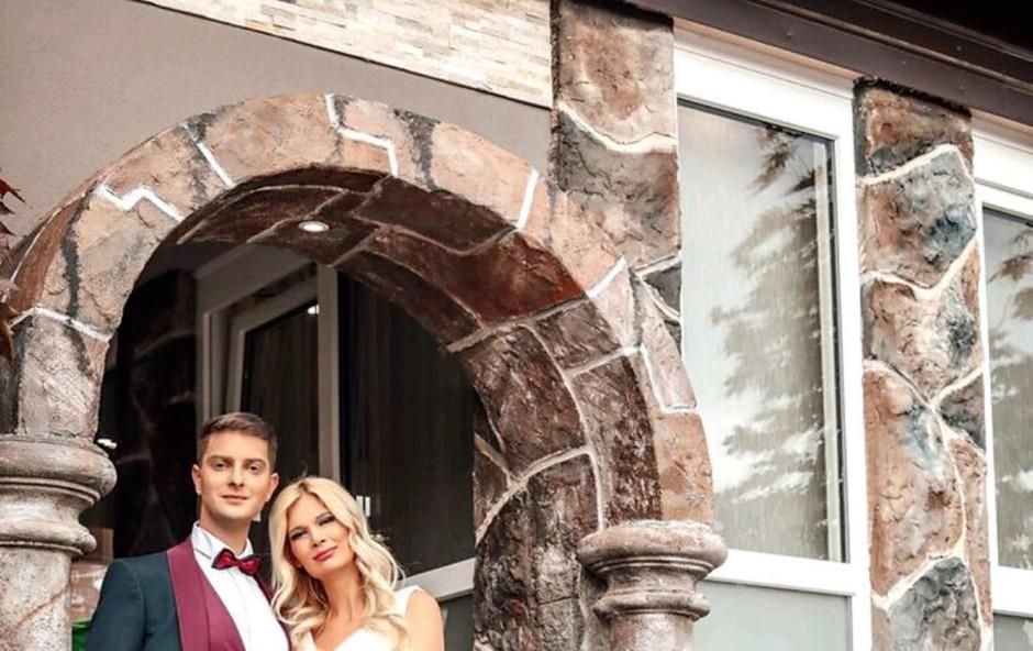 10. obletnica poroke Damjana Murka: Ne živiva drug mimo drugega! (foto: Klavdija Vnuk, Tibor Golob, Vlado Cviren)