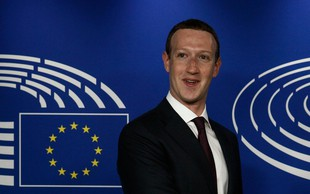Facebook in Google na podlagi nove uredbe o varstvu podatkov že prejela tožbe v višini 7,6 milijard evrov