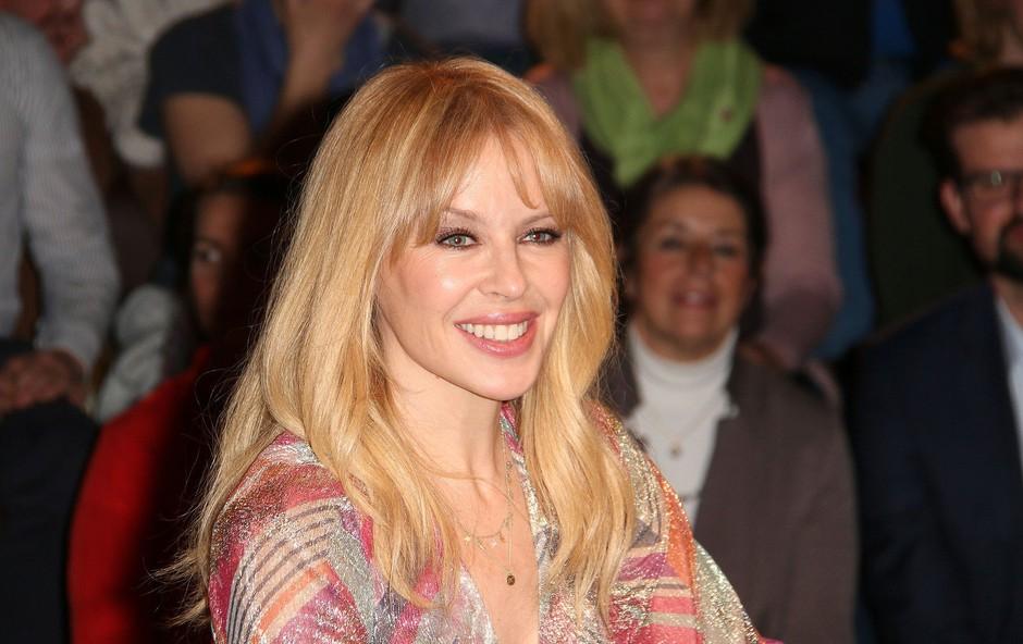 Kylie Minogue - Slavna punčka, ki je postala abrahamovka (foto: Profimedia)
