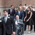 Nekdanji predsednik ZDA George Bush starejši ponovno v bolnišnici