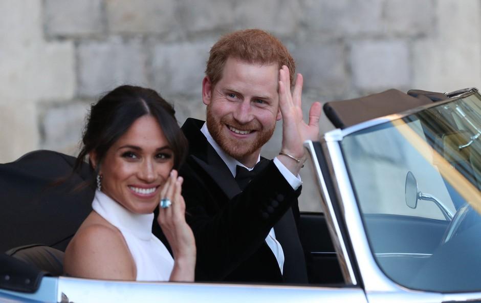 Na dan prišlo, kako Meghan Markle najraje kliče princa Harryja (foto: Profimedia)