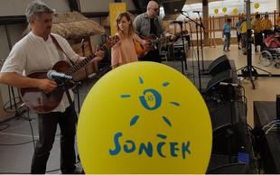 Tradicionalno srečanje članov društev Sonček ob 35. obletnici