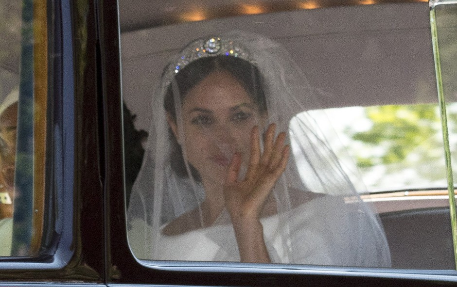 Žalostna zgodba Rolls Roycea v katerem se je na kraljevo poroko pripeljala Meghan Markle (foto: Profimedia)