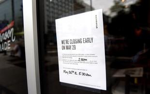 8000 ameriških lokalov Starbucks za nekaj ur zaprli zaradi izobraževanja proti rasizmu