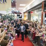 Burakov obisk Citycentra Celje  (foto: Citypark Press)