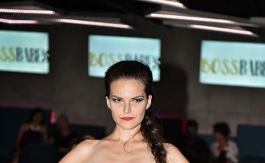 Fotogalerija z modne revije Bossbabes