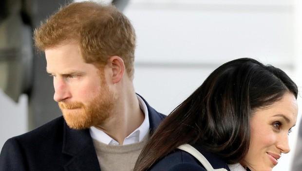 Partnerski odnos princa Harryja in Meghan glede na njun horoskop (foto: Profimedia)