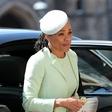 Meghanina mama Doria že v Londonu v pripravah na vlogo babice!
