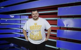 Rok Damiš je zapusti hišo The Biggest Loser Slovenija in čaka svoj vzpon na Triglav!
