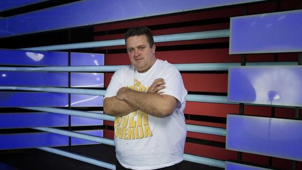 Simon Kos je v hiši The Biggest Loser Slovenija izgubil kar 42 kilogramov! (foto: Planet TV)