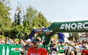 Henrik Lutz izpolnil obljubo in tekel na maratonu!
