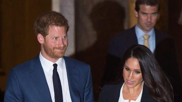 Te fotografije princa Harryja in Meghan Markle do zdaj še nismo videli (foto: Profimedia)