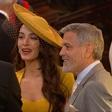 Zdaj je znano, zakaj je bila Amal Clooney povabljena na kraljevo poroko
