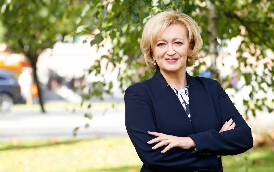 Ksenijo Benedetti čaka nov izziv - ustanoviti želi akademijo (foto: Aleksandra Saša Prelesnik)