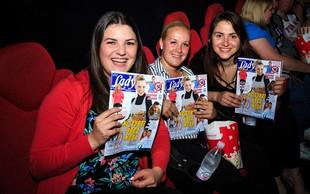 Prost večer za zadovoljne ženske - Ladies night v Cineplexxu