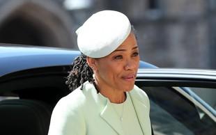 Mama vojvodinje Meghan, Doria Ragland, se je že vrnila v Los Angeles