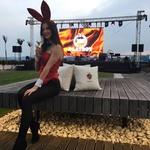 Kaj vse se je dogajalo na zabavi ob izidu 200. številke slovenskega Playboya (foto: Helena Kermelj)