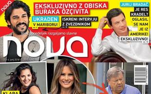 Ekskluzivno: Oče Melanie Trump ujet v Sevnici!