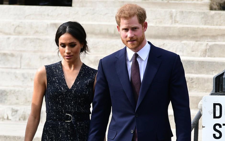 Princ Harry je Meghan Markle pred poroko prepovedal zgolj eno stvar (foto: Profimedia)
