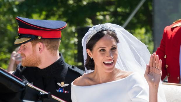 Kraljica Elizabeta je Harryju in Meghan podarila razkošno poročno darilo (foto: Profimedia)