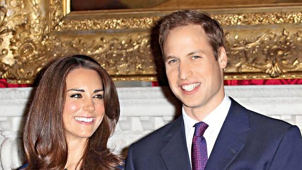 Vojvodinja Kate nosi zaročni prstan, ki ni bil namenjen njej (foto: Profimedia)
