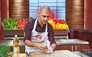 Tibor Baiee najraje kuha po občutku!