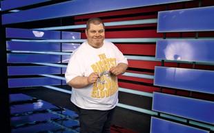 """Gregor Škoflek (The Biggest Loser): """"Bil sem  vse – debelajs,  buco in še bajsi"""""""