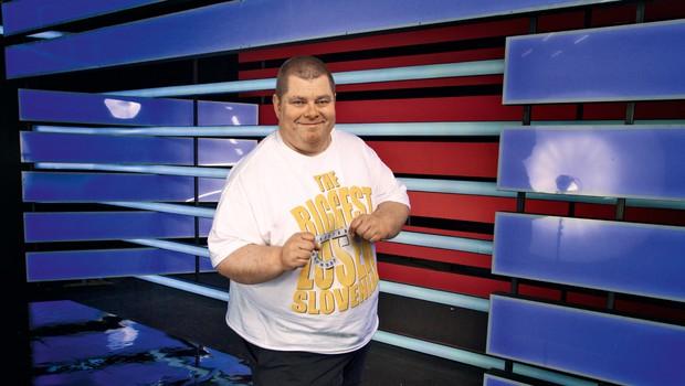 """Gregor Škoflek (The Biggest Loser): """"Bil sem  vse – debelajs,  buco in še bajsi"""" (foto: Blaž Vatovec/Pop TV)"""
