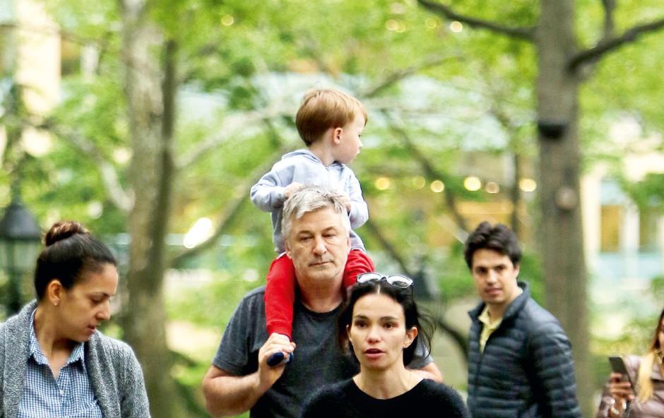 Zvezdniki, ki v zrelih letih nadvse uživajo v očetovstvu! (foto: Profimedia)