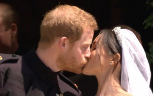 Prijatelji Meghan Markle razkrili, kaj jih je na kraljevi poroki skoraj spravilo v jok
