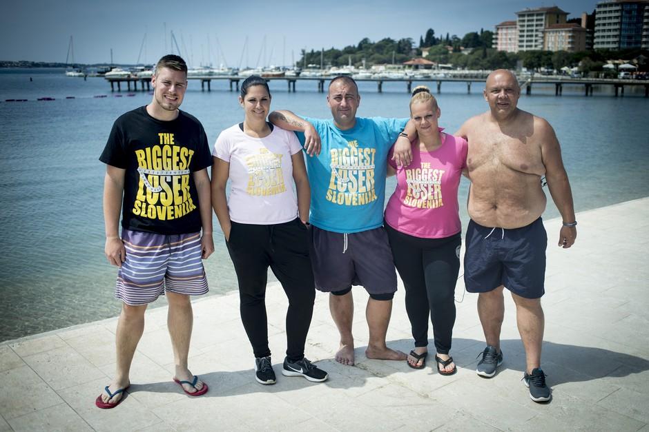 Finaliste oddaje The Biggest Loser Slovenija smo pred finalom povprašali o njihovih pričakovanjih! (foto: Planet Tv)