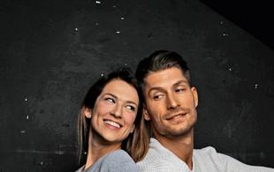 Miha Vodičar in Kristina Pangos: Veselita se poročnega dne!