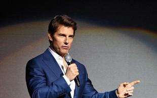 Tom Cruise: Spet prihaja Top Gun!