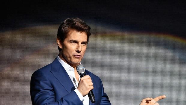 Tom Cruise: Spet prihaja Top Gun! (foto: Profimedia)