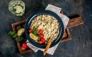 Kenijski kuharski mojster Raphael Ndaig si želi postati afriški Jamie Oliver