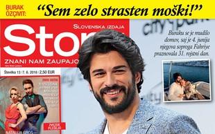 Burak Özçivit je po obisku Slovenije presenetil ženo!