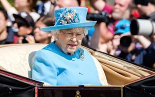 Kraljica Elizabeta 92. rojstni dan slavila s tradicionalno parado