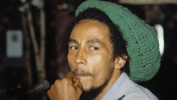V Hollywoodu bodo snemali film o Bobu Marleyju (foto: Profimedia)