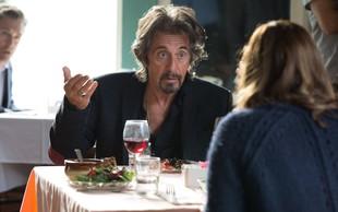 Al Pacino bo prvič stopil pred kamero režiserja Quentina Tarantina